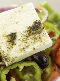 Greek salad 400g