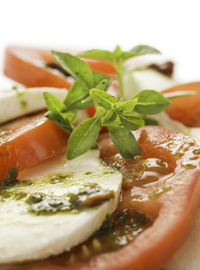 Tomato mozzarella 300g