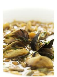 Тайландска люта супа с морски дарове 300гр